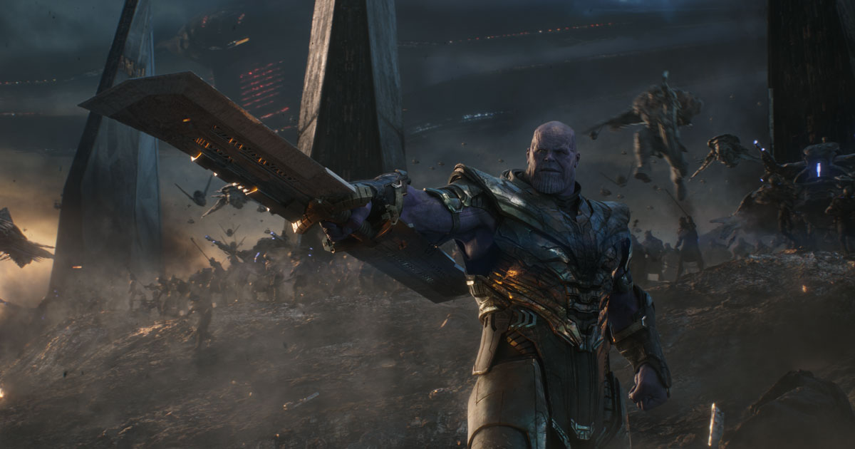 avengers endgame competition