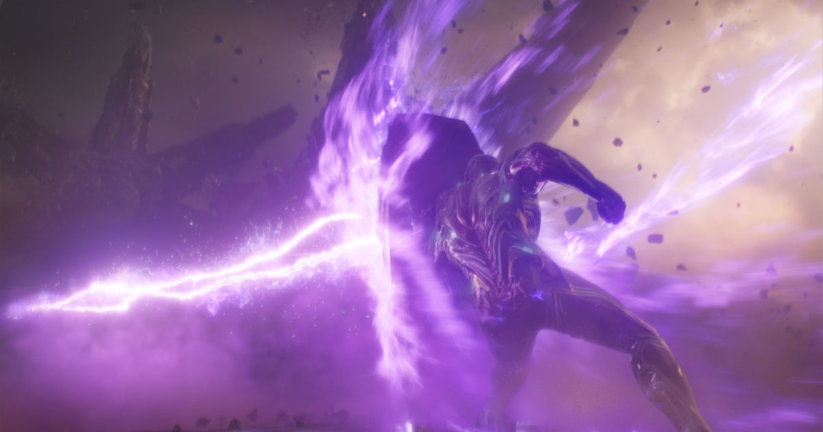 How Weta's VFX Team Brought The Most Epic Moments Of Avengers